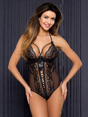 Body Irresistible Negru